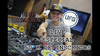 FUNK GOSPEL  2018 | LIVE ESPECIAL 50 K DE INSCRITOS ( A ULTIMA DE 2017)