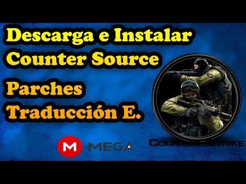 Descargar e Instalar Counter Strike Source PATCH + TRADUCCIÓN ESPAÑOL (Solución TEXTURAS)