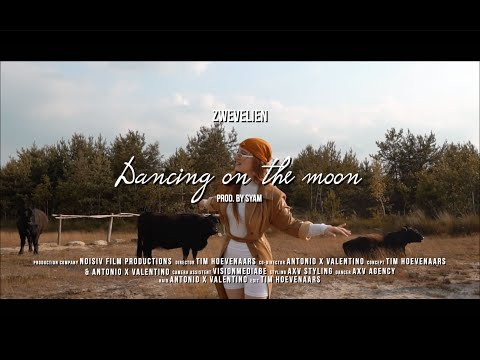 Zwevelien -  Dancing On The Moon (prod By Syam) (Official Music Video)