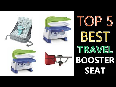 Best Travel Booster Seat 2018
