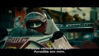 Trailer 1 RUSH - DUELO DE RIVAIS (Portugal)