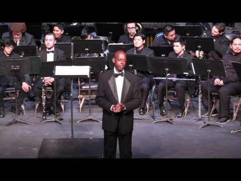 CSUDH & Hamilton H.S. Wind Ensemble Concert