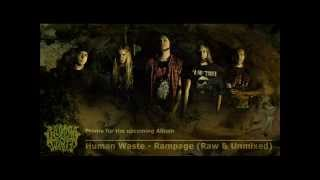 Human Waste - Rampage! (Not Final Mix)