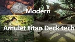 Modern Amulet Titan deck tech
