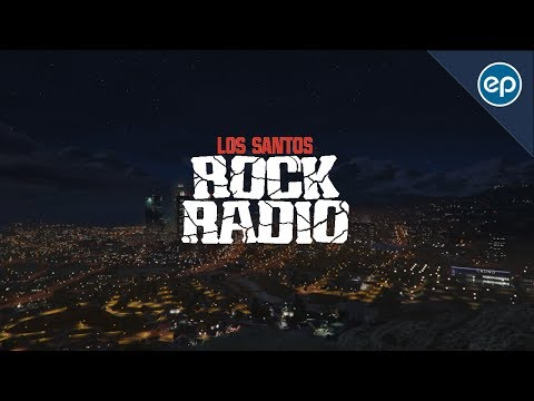 GTA 5 Los Santos Rock Radio Next Gen Full 32 Songs