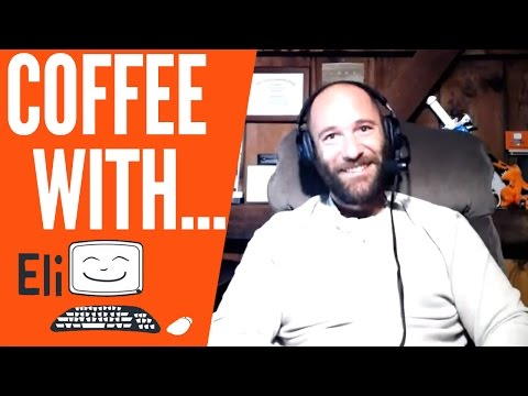 Coffee With… Eli The Computer Guy – Software Development & Career