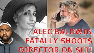 Alec Baldwin Shoots & Kills Woman On Set Who Voiced Concerns About Safety Before Crew Walkoff