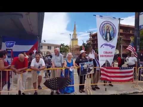 Advance Media, Miami, Trump change in Cuba Policy