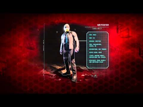 Killing floor 2 mr foster quotes youtube for Floor 2 swordburst 2