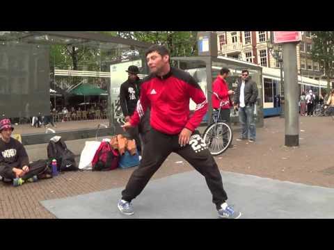 Street Dance - Bboy Trace - Skill Dealers Crew. (RoyalCash - Radio Activity)