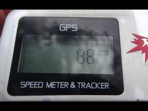 Genesis Aqua Marine mit 6s, 88 km/h Topspeed
