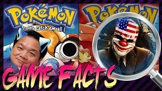 "Pokémon Sony Edition & Payday: ""The Heist Movie"" - Random Game Facts #121"
