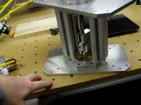 Cnc Router Table >> DIY CNC Table T-Nut Installation Tool - Neo7CNC.com - YouTube