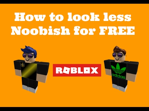 Cute Roblox Avatar Ideas No Robux How To Look Cool On Roblox No Robux Boys Only Youtube