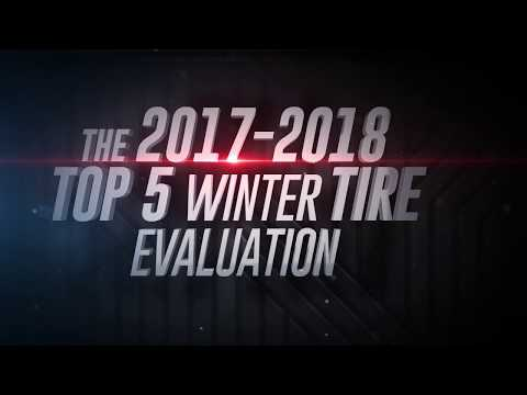Best Winter Tires for Passengers Cars 2017-2018  |  Top 5 Review