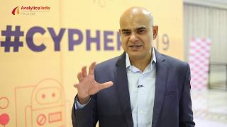 DEEP THOMAS, Chief Data and Analytics Officer at Aditya Birla Group - Cypher 2019
