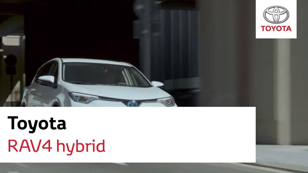 Toyota Rav4 Hybrid Commercial 2016