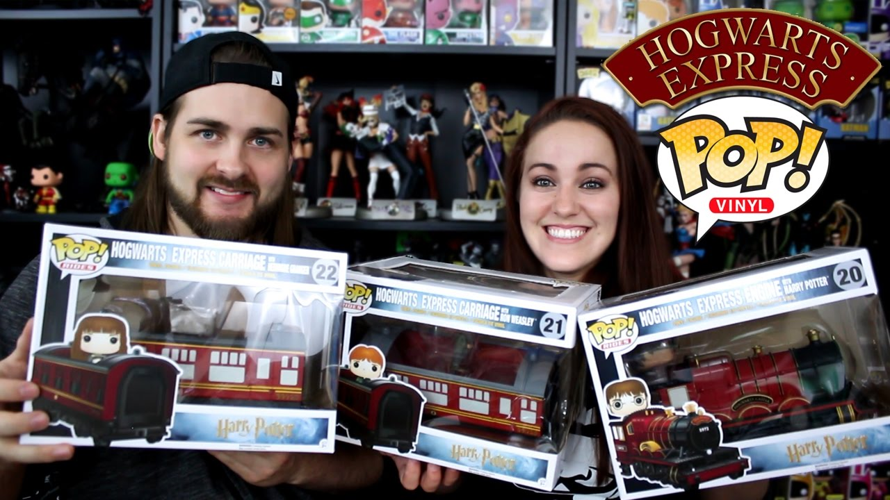Funko POP Rides 20 Harry Potter Train