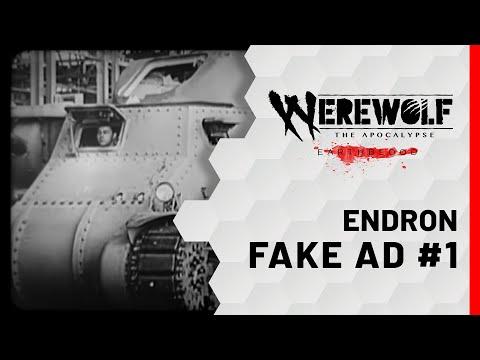 Werewolf: The Apocalypse - Earthblood | Endron™ Fake Ad Trailer