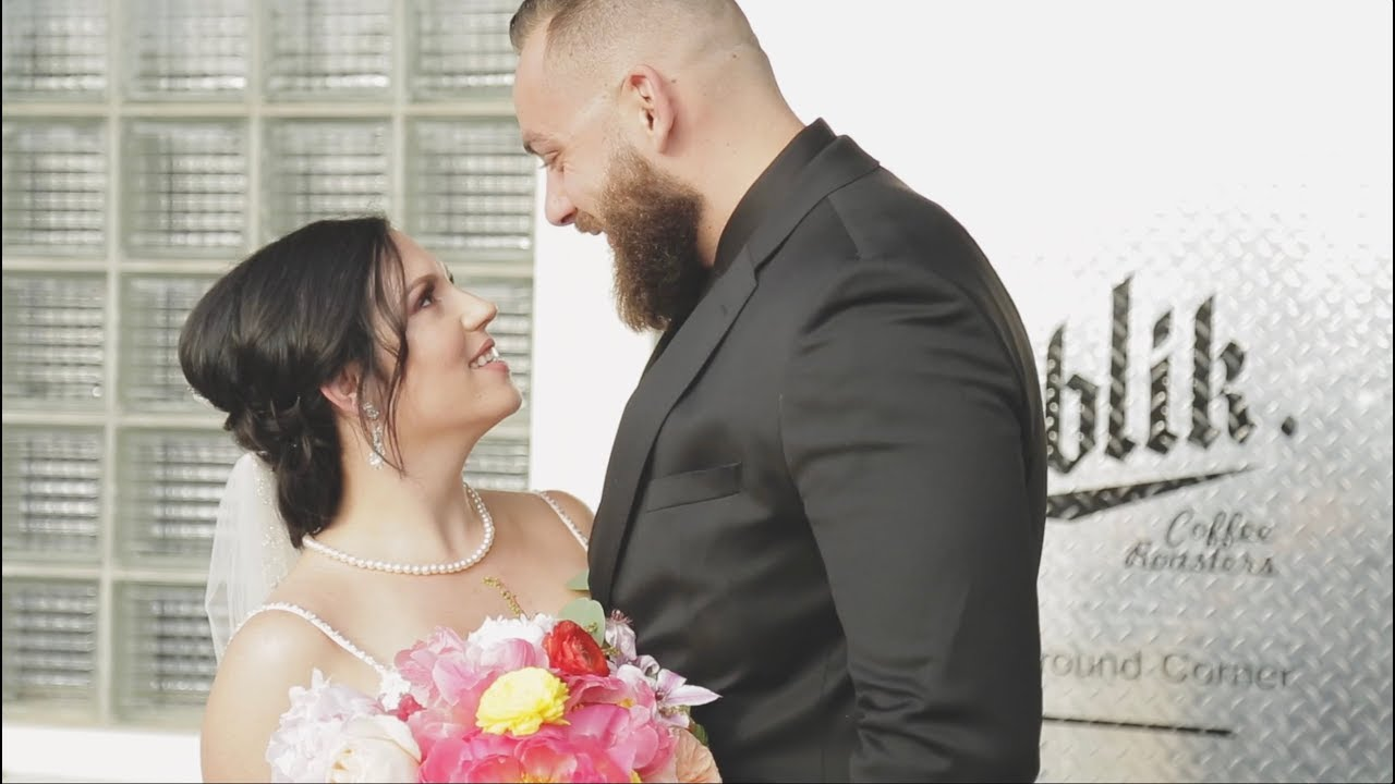 These Vows Will Make You Cry Wedding Video Cailey Tibor 6 10 17