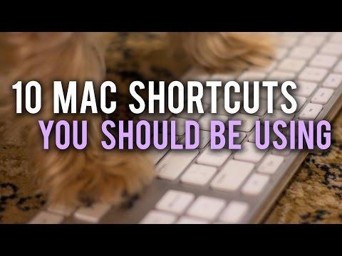 10 Amazing Mac Shortcuts You Should Be Using