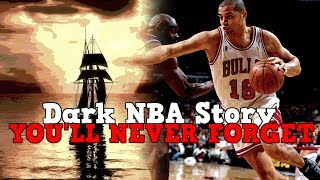 A Dark NBA Story You