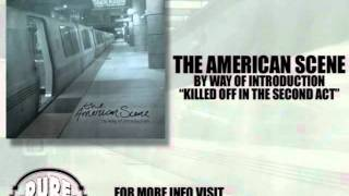 Watch American Scene Killed Off In The Second Act video