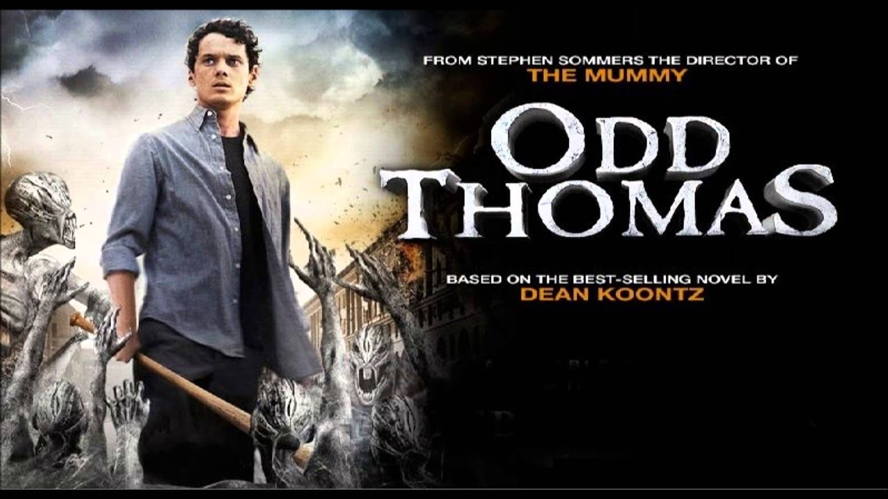 Image result for odd thomas