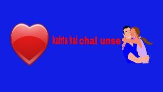 Dil kahta hai chal unse mil 💗💗💗💗 WhatsApp video status