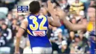 Geelong Vs West Coast R10 2006 - Peace With Inches