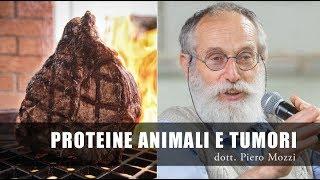Dottor Mozzi: Proteine animali e Tumori. Che rapporto c'è?