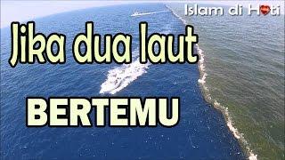 Download Video jika dua laut bertemu,   apa yang terjadi?? MP3 3GP MP4