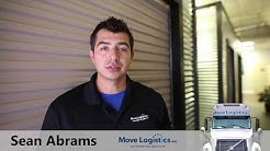Moving & Storage Specials at Move Logistics San Antonio Texas