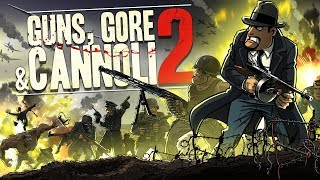 Guns, Gore and Cannoli 2 | A ritmo de Blues | Gameplay Español