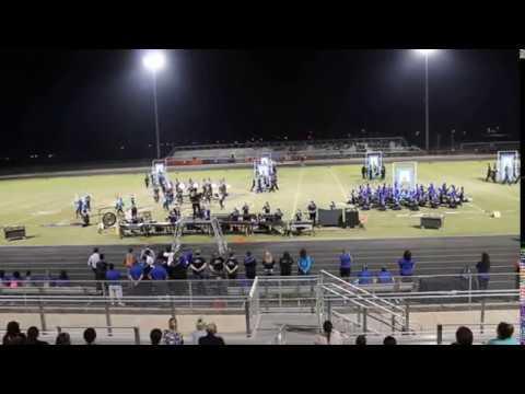 "Casa Grande Union High School Marching Band ""The Pride of Casa Grande"" 2016"