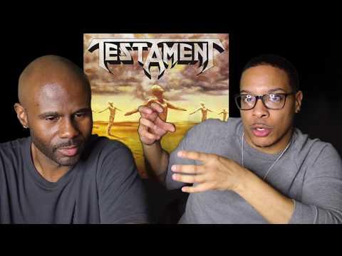 Testament - Practice What You Preach (REACTION!!!)