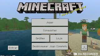 Como pegar o Command Block no Minecraft trial