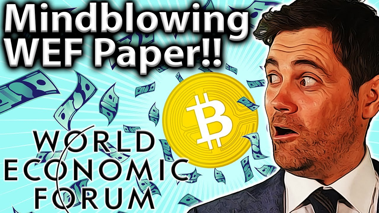 Have You Seen This WEF Crypto Paper?? KEY Insights!!