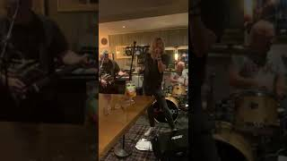 Black Dog - Rock and Roll (Cover of Led Zepplin) - Live @ The Halfway Inn 27/08/21)