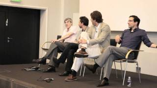 MULTIVERSE PANEL with Paul Davies, Anthony Aguirre, Max Tegmark, Raphael Bousso