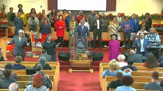 2019 Rev. Dr. J.P. Wilson Fall Revival and Lecture Series - Night 1