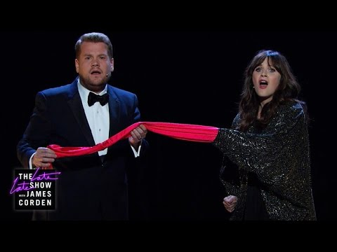 """Endless Glove"" Duet w/ Zooey Deschanel (""Endless Love"" Tribute)"