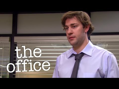 Jim Gets A Formal Warning  - The Office US