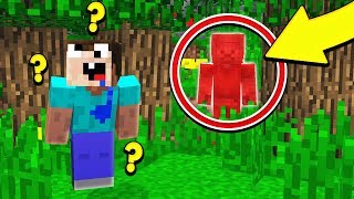 vuclip BECOMING RED STEVE ON MY MINECRAFT SERVER! (100% REAL)