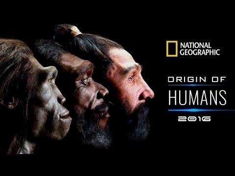 History Documentary - Origin of Humans - National Geographic Documentary 2017