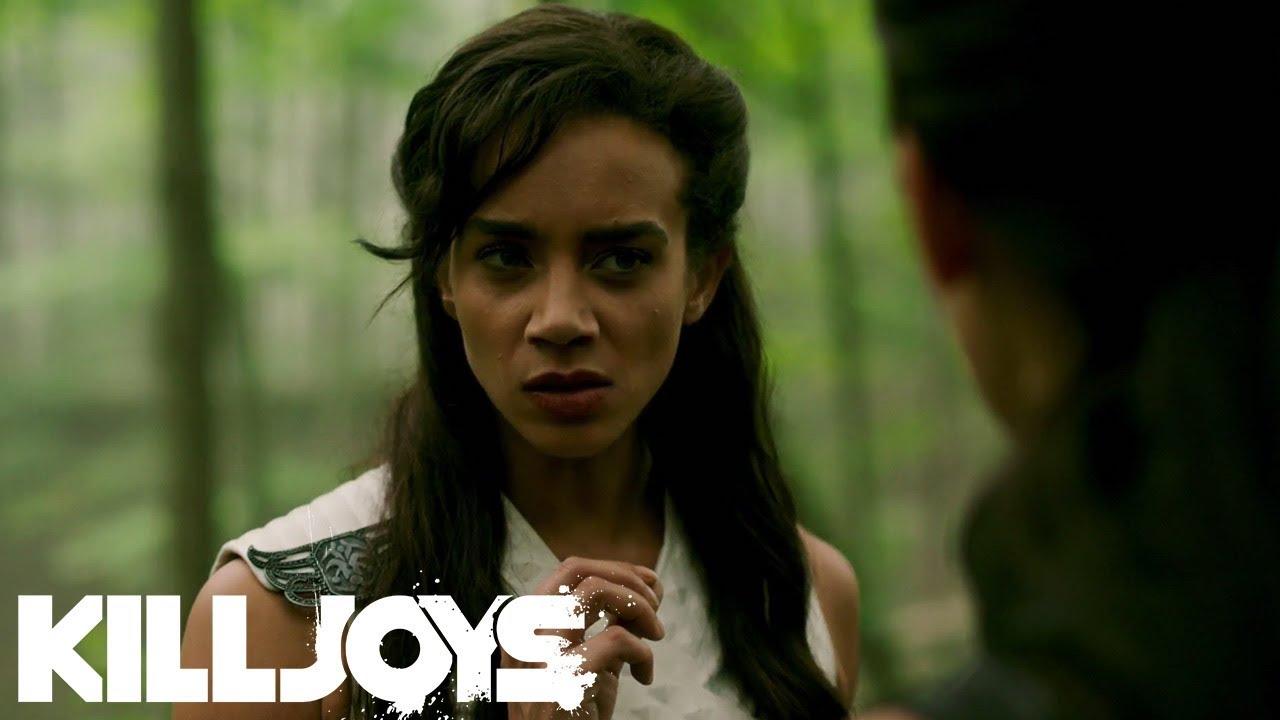 Download Killjoys Season 5 Moments: Hullen Over Human