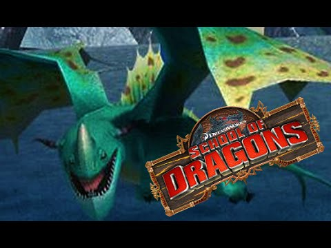 School of Dragons: Dragons 101 - The Mudraker - YouTube