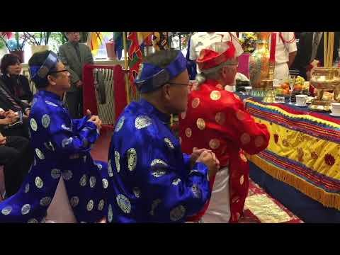 Good Morning Washington D.C.: Phóng Sự Sinh Hoạt Cộng Đồng: Lễ Huý Nhật Đức Thánh Trần Hưng Đạo