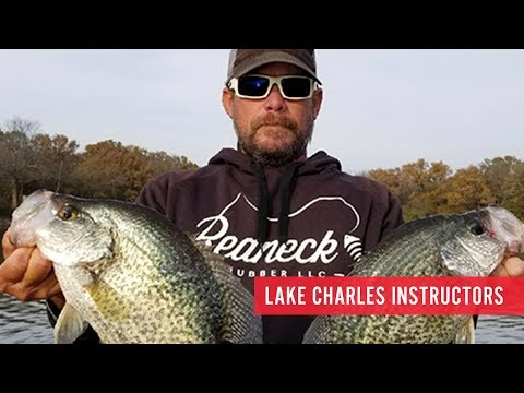 Lake Charles, Louisiana - Crappie U Instructors