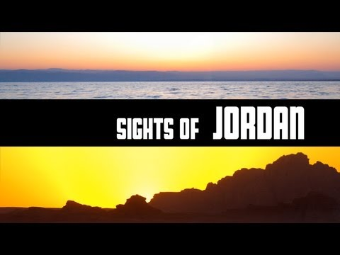 Sights of Jordan